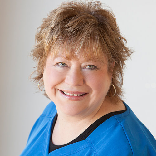 Lynn who is the Dental Hygienist at Bruce Mathes DDS